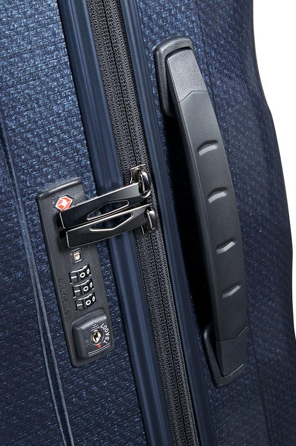 bb34f6fc181 SAMSONITE Cosmolite Hard-shell suitcase 70cm 73350