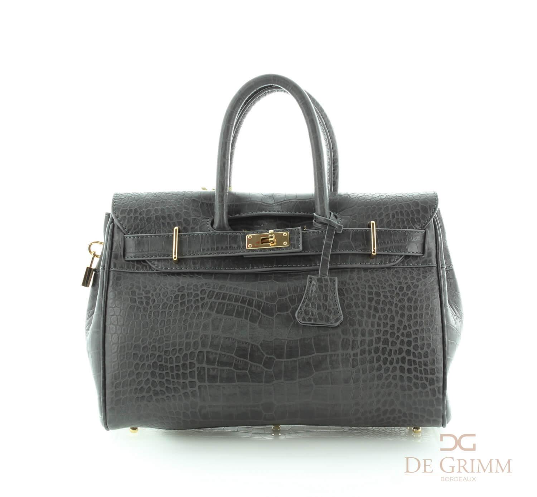 166bdc3e5c62 MAC DOUGLAS Romy Hand bag PYLA XS CROCO