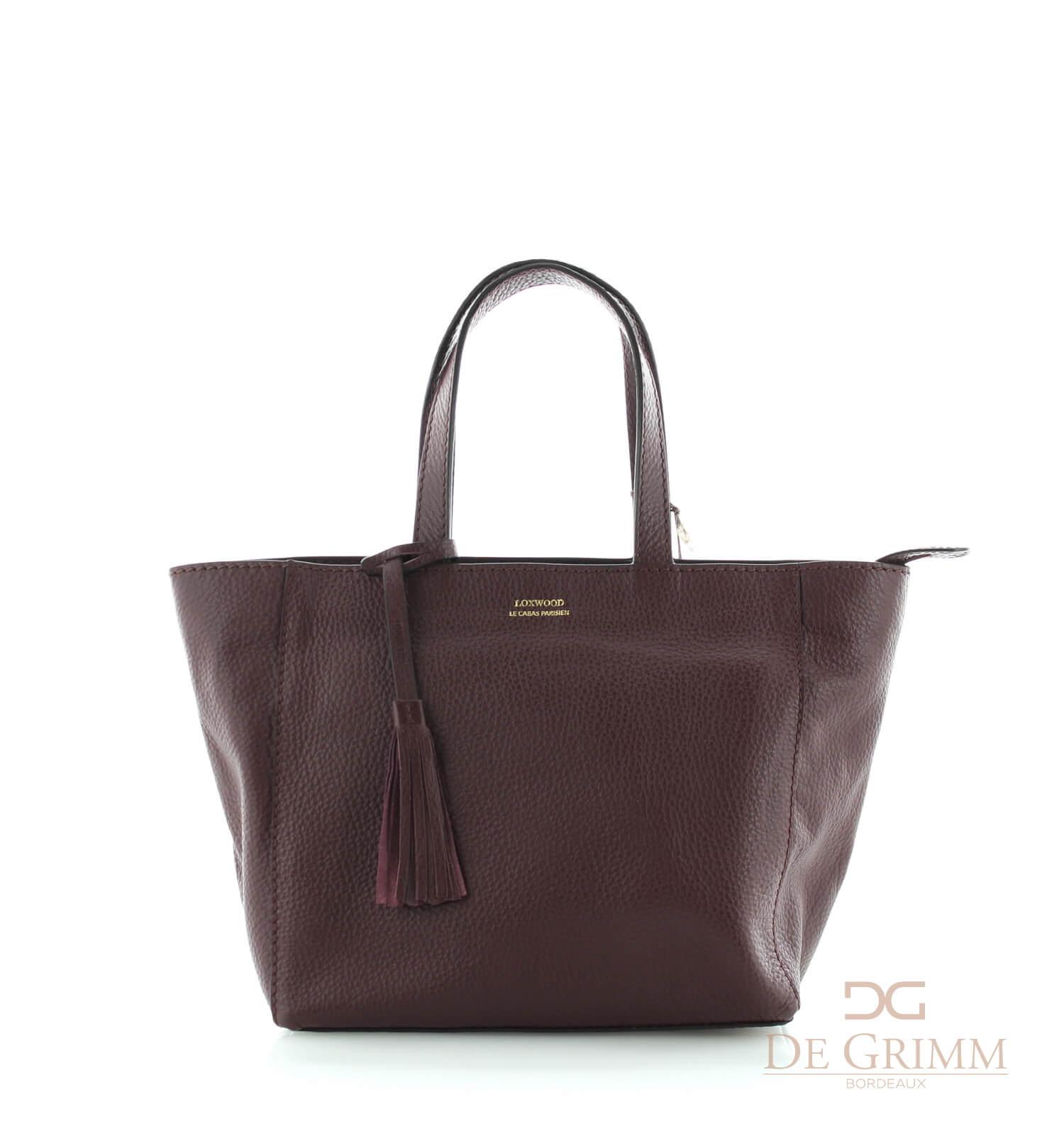 LOXWOOD Les parisiens Tote handbag 3164JP