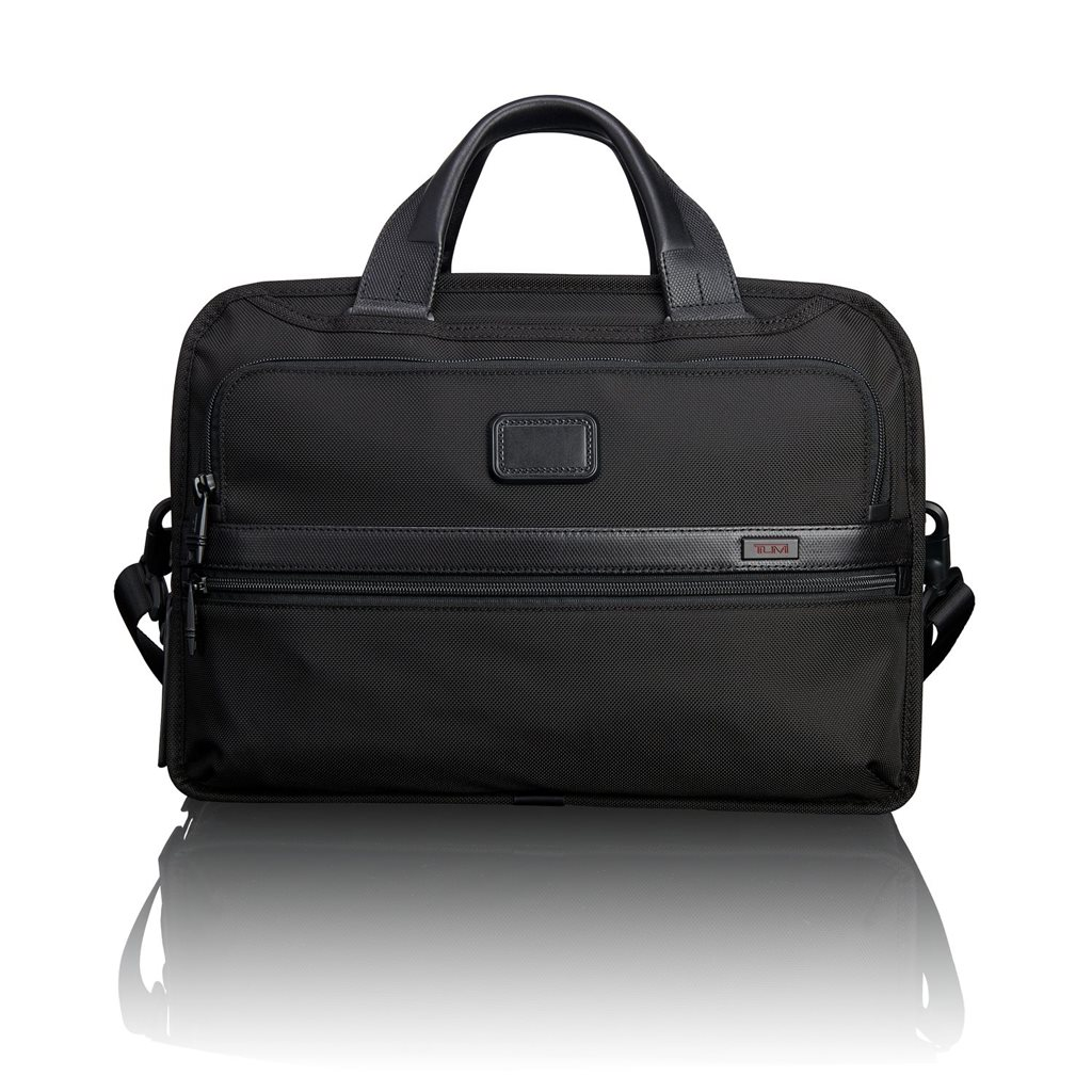 TUMI Alpha 2 busines 2 handles Computer case 3c 026115D2
