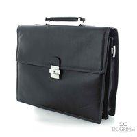 GERARD HENON Gentleman Briefcase 2 comp