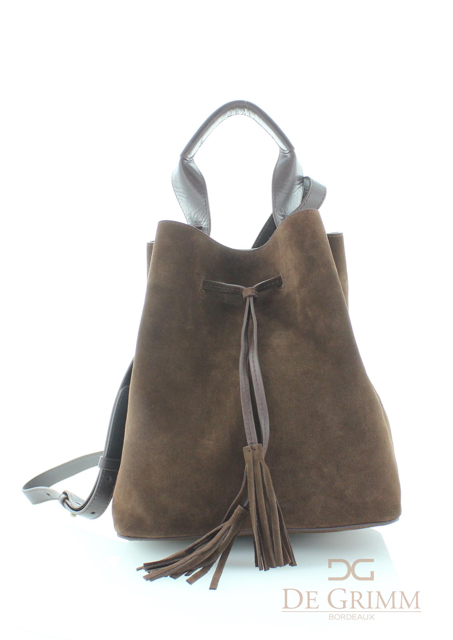 dda53957a7e12 GERARD DAREL 407 Le Saxo Shoulder bag DES22-SAXO