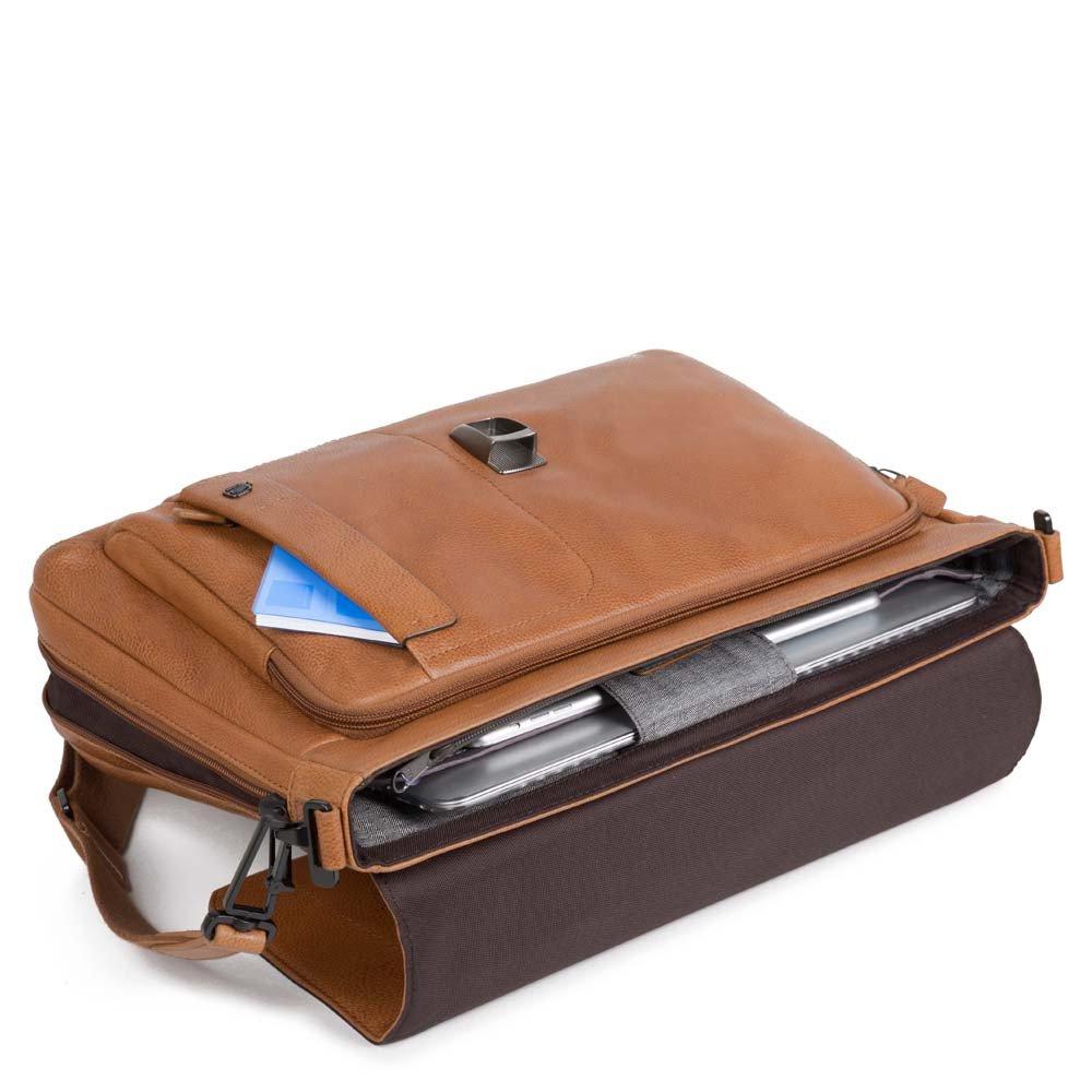 97b4b08a381fe PIQUADRO P15s-pulse plus Briefcase 1 comp CA3111P15S