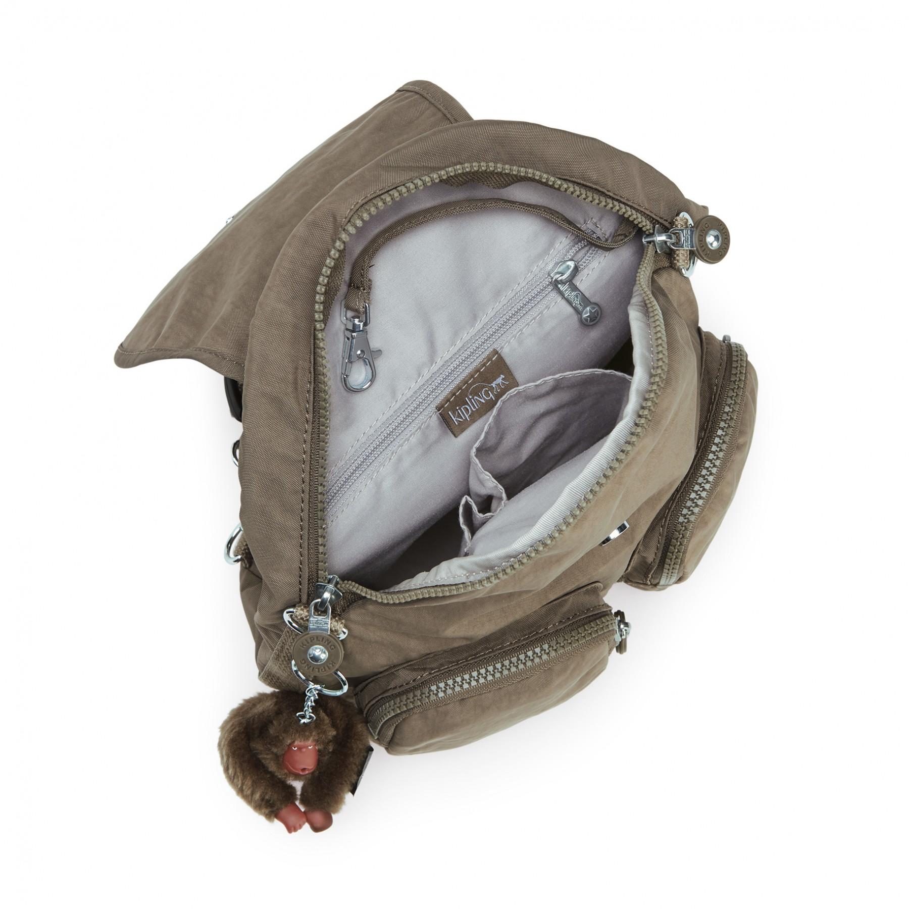 KIPLING Basic Backpack K12887 FIREFLY
