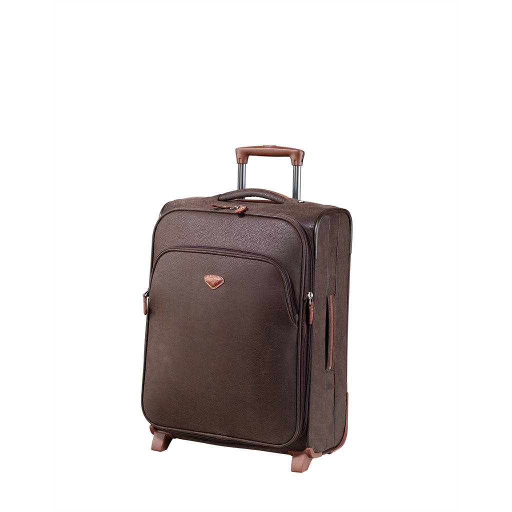 26cc5dd03 JUMP Uppsala Soft-shell suitcase 55cm 4453AEX