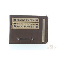 JEAN-LOUIS FOURES Baroudeur Porte cartes