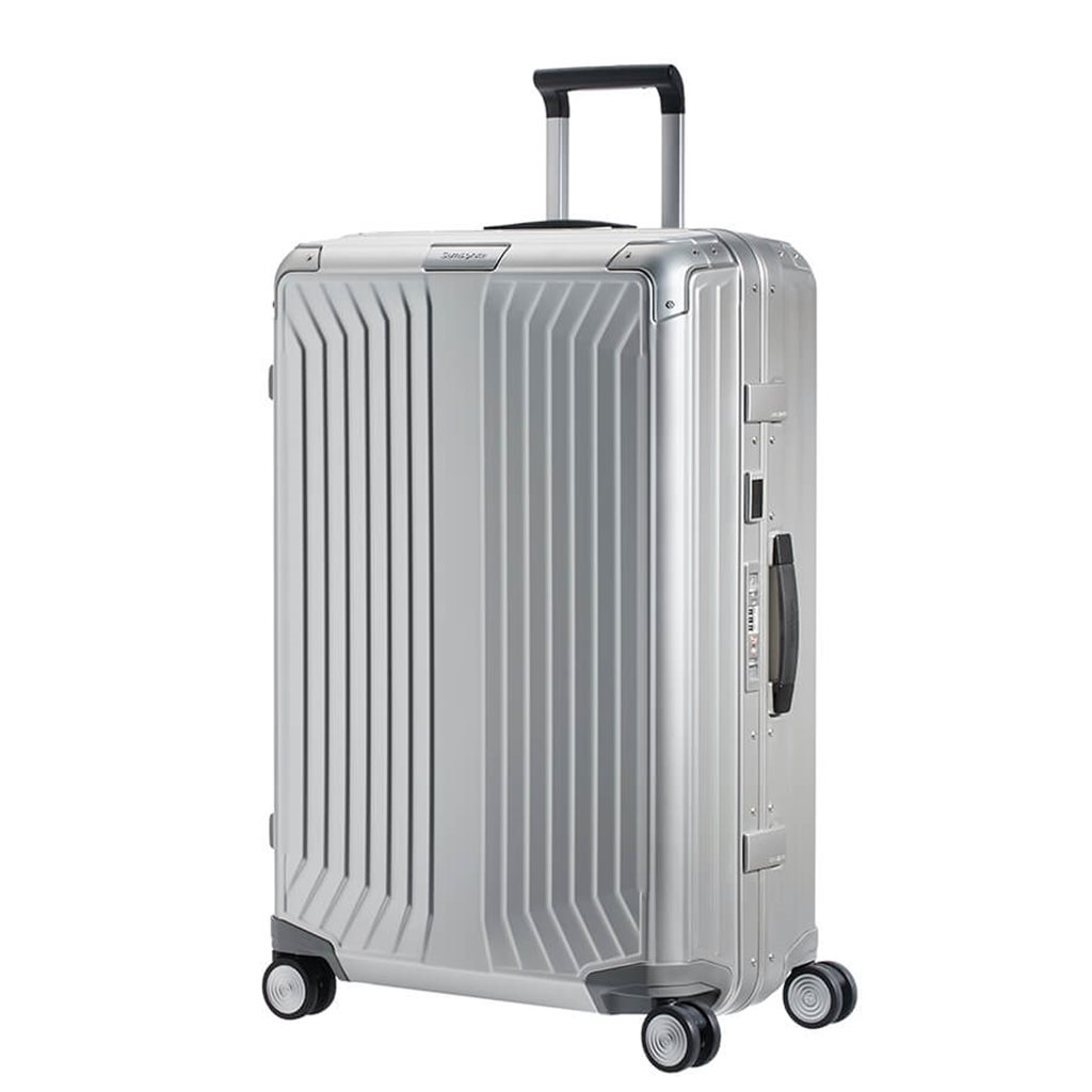 c962d857e Learn These Samsonite Flux Four Wheel Suitcase 75cm {Swypeout}