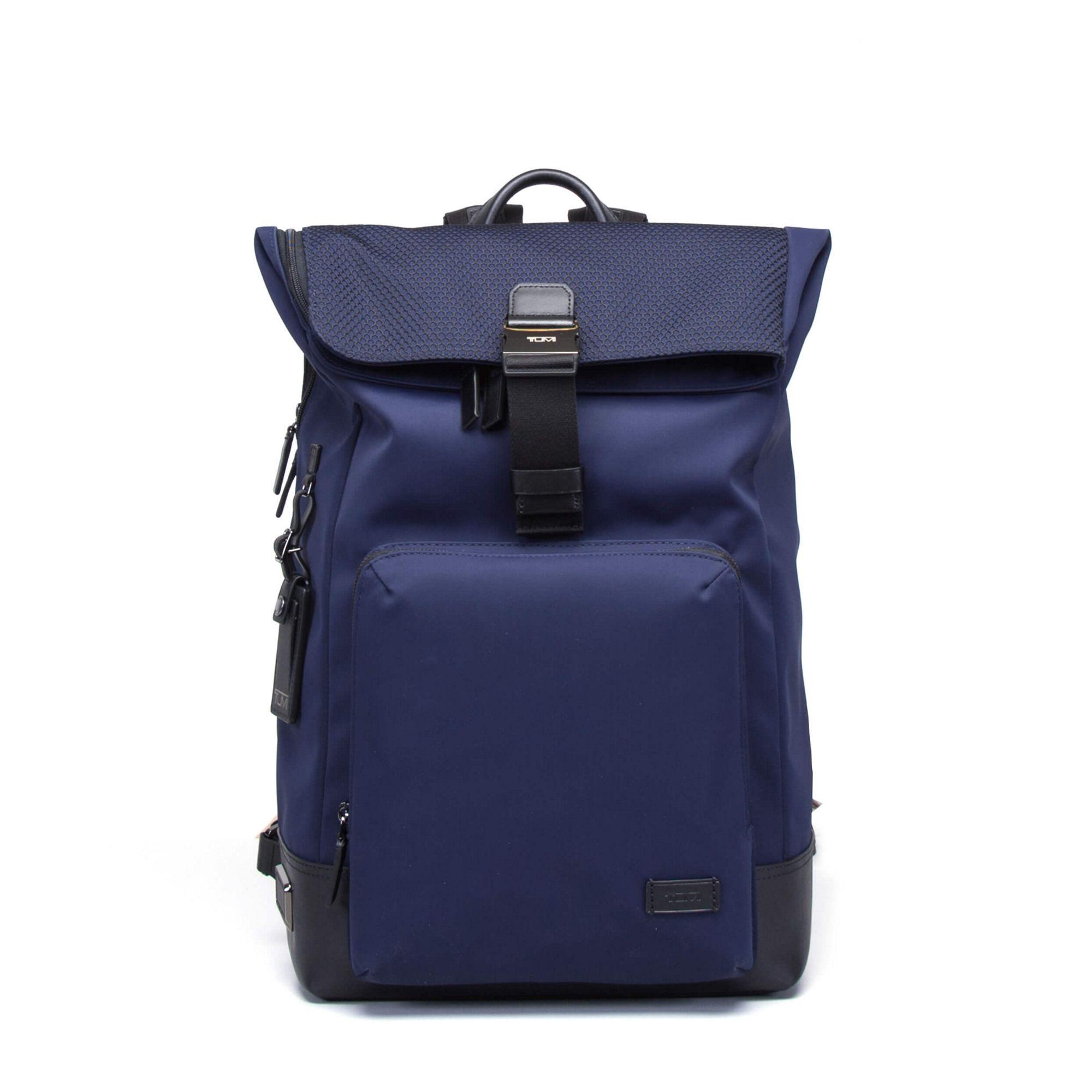 Backpack Harrison Roll 117293 Oak Top Tumi OkXuiPZ