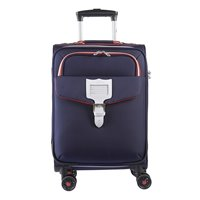 TANN'S Hossegor Soft-shell suitcase 55cm