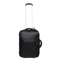 LIPAULT 0% pliable Soft-shell suitcase 55cm