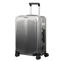 SAMSONITE Lite box alu Hard-shell suitcase 55cm
