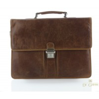 GERARD HENON Outland Briefcase 2 comp