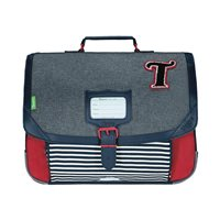 TANN'S Les chines Cartable 38cm