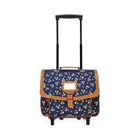 TANN'S Les fantaisies School bag on wheels