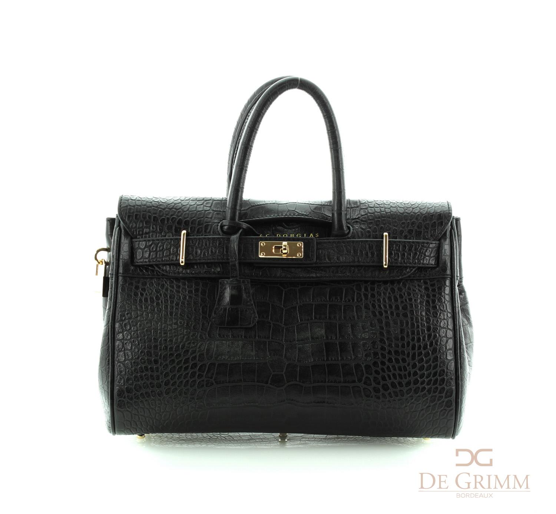 f913947168c MAC DOUGLAS Romy Hand bag PYLA XS CROCO