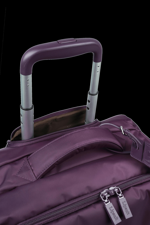 LIPAULT Originale plume Soft-shell suitcase 55cm 64773