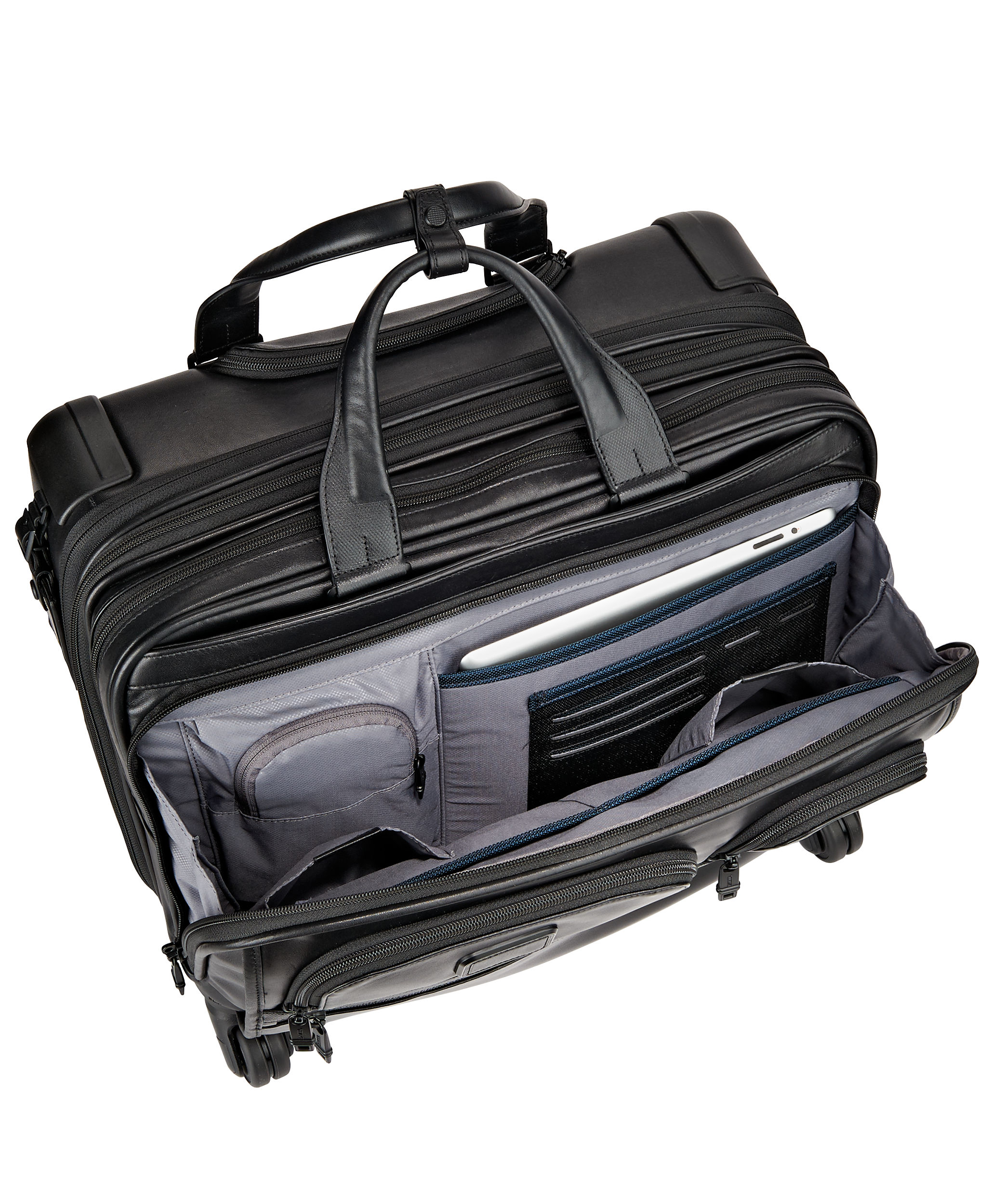 TUMI Alpha 4 wheels Pilot case 4 wheels 096627D2-TPASS