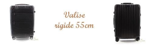 Valise rigide 55cm