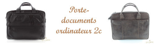 Porte documents ordinateur 2c