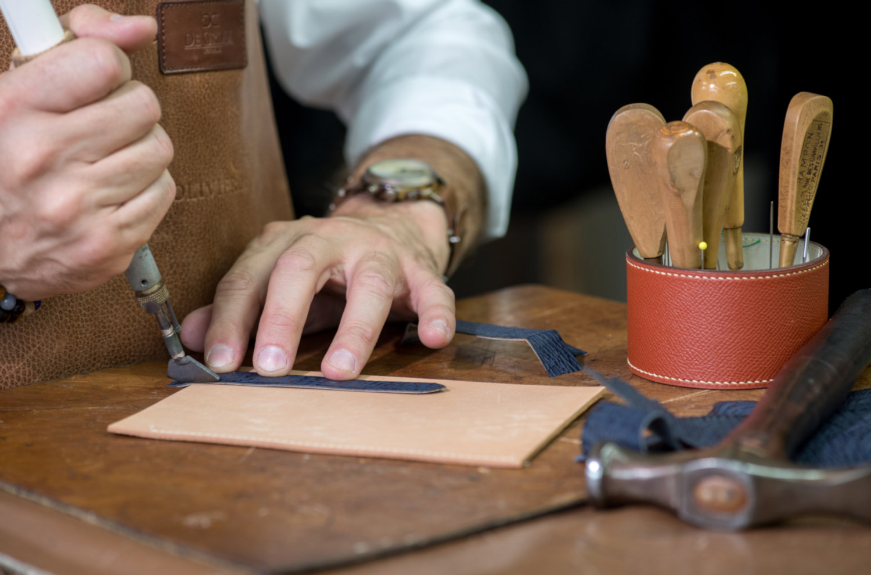 De Grimm Luxury leather handbags made in Bordeaux, France