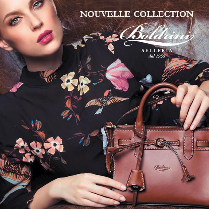 Nouvelle collection Boldrini Selleria