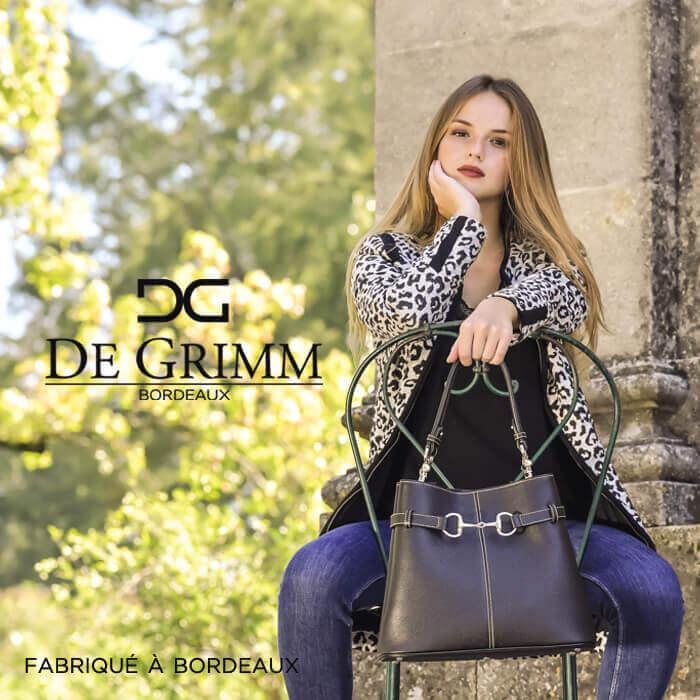 De Grimm, Sacs à main de luxe fabriqués à Bordeaux