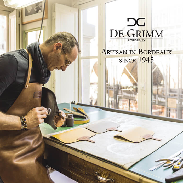 De Grimm workshop downtown Bordeaux