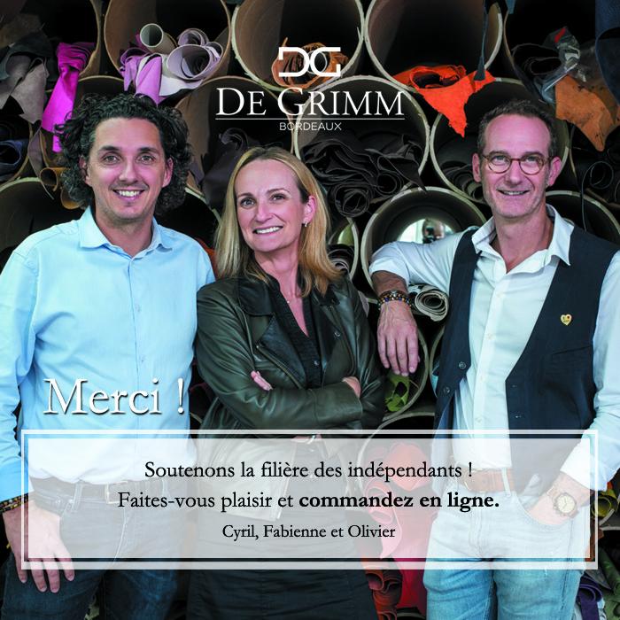 DE GRIMM - Soutenez vos commerçants indépendants, commandez sur notre site internet