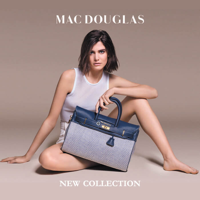 New Collection Mac Douglas bags