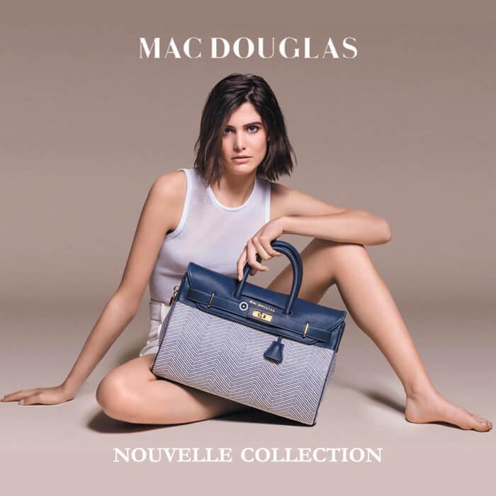 Nouvelle collection de Sacs Mac Douglas.