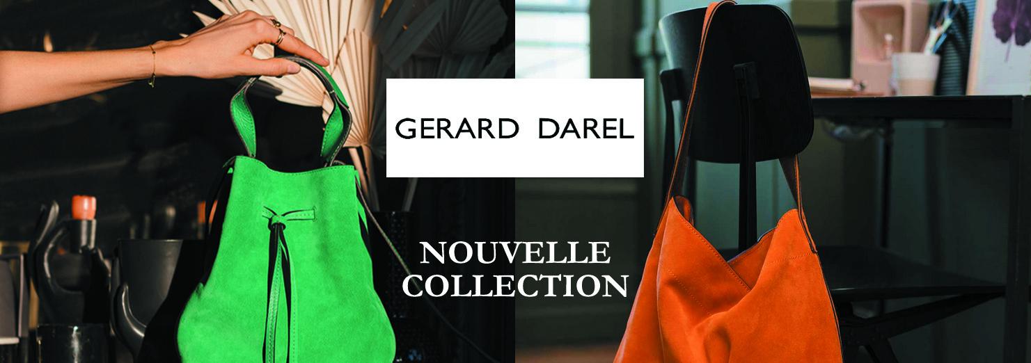 Nouvelle Collection Sacs Darel