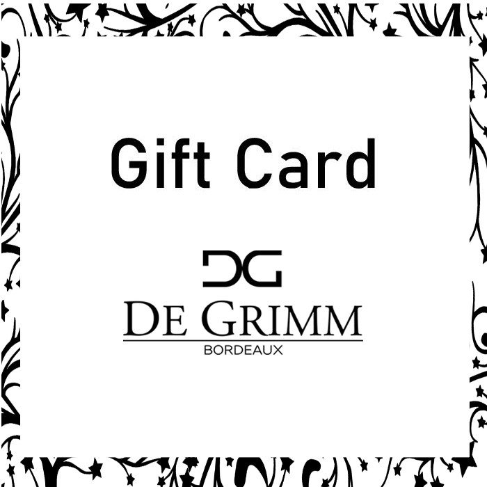 In lack of inspiration? Here are our De Grimm gift cards!