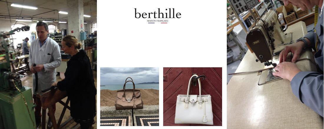 Berthille histoire