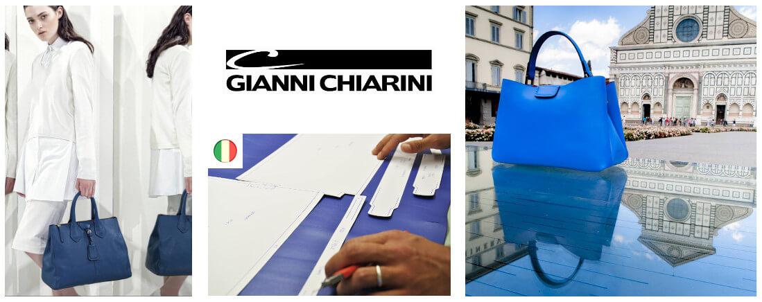 Gianni Chiarini Bandeau banner