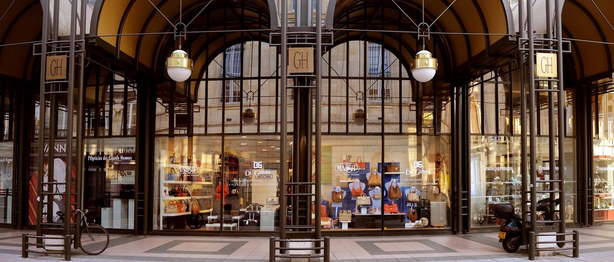 Boutique et maroquinerie DeGrimm Bordeaux